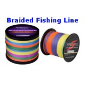 1000m Braided Line